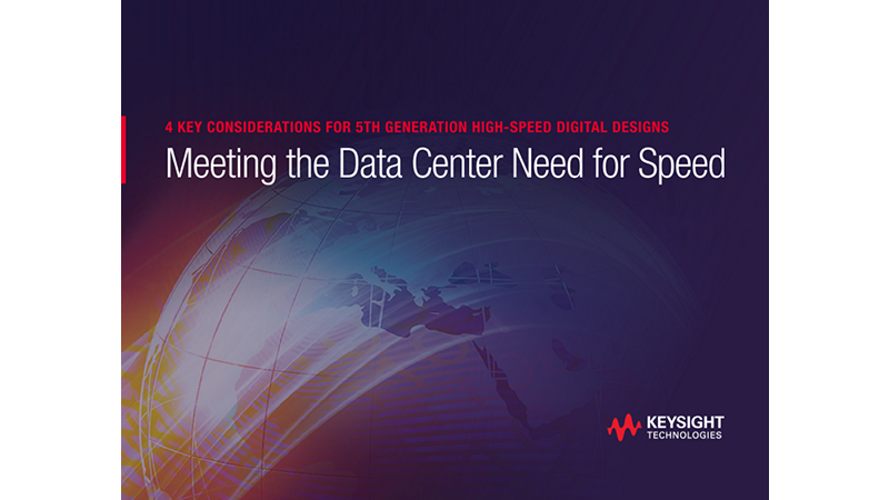 4 Key Considerations for 5th Generation High-Speed Digital Designs