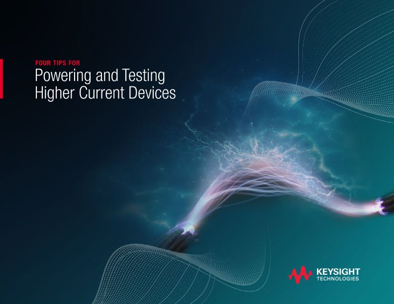 Powering and Testing High Current Devices