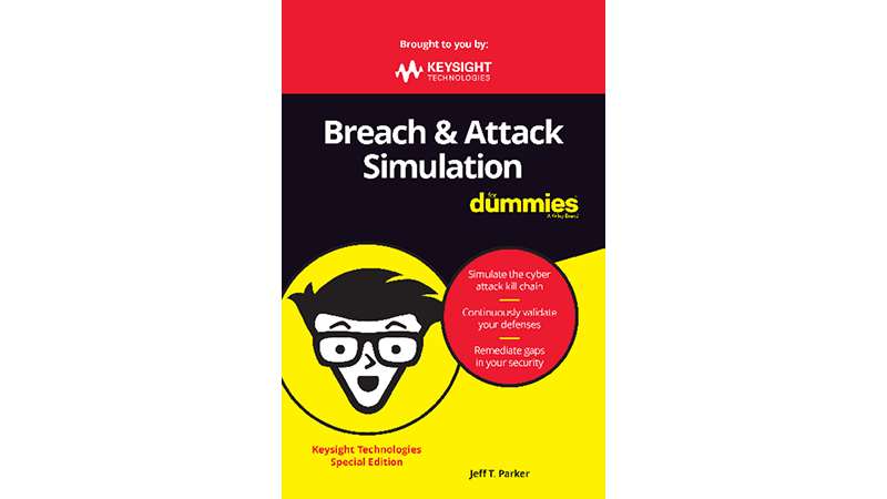 Breach & Attack Simulation For Dummies®