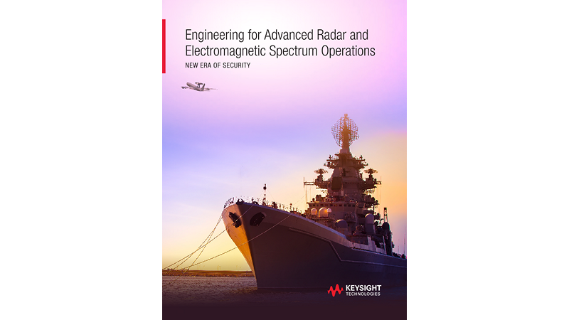Engineering for Advanced Radar and Electromagnetic Spectrum Operations