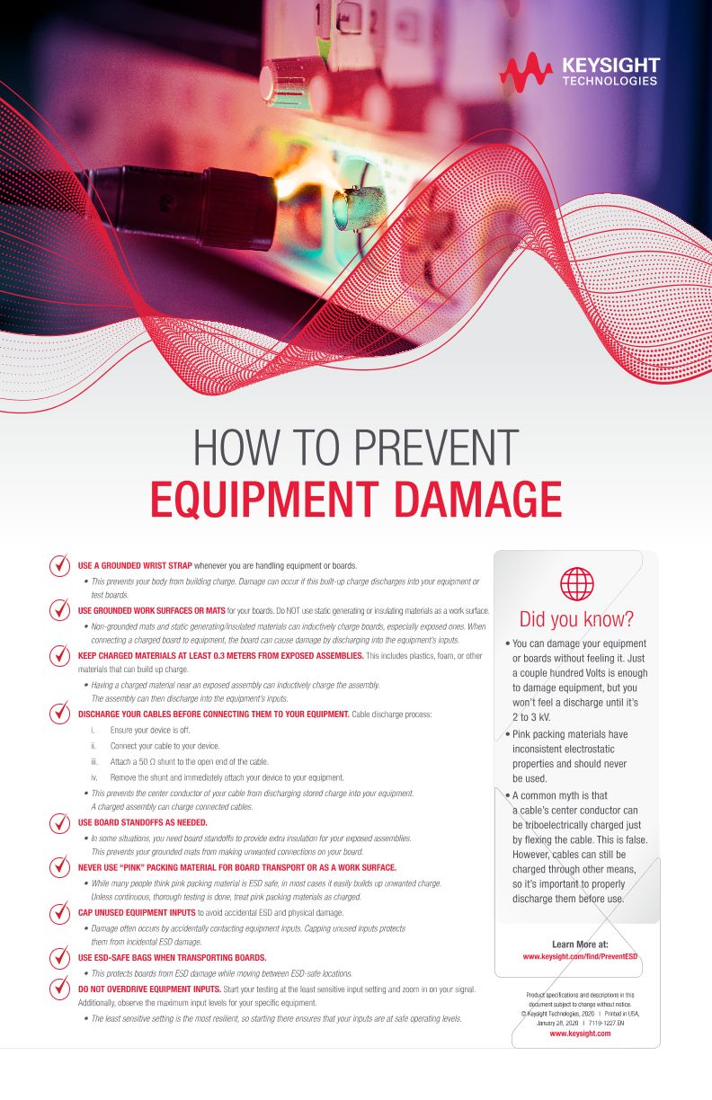 How to Prevent Equipment Damage