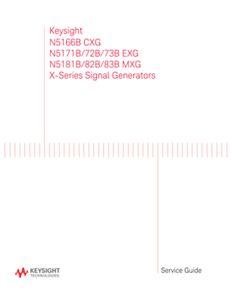 mediatime.sn Agilent HP Keysight 06269-90002 6269B Operating and ...