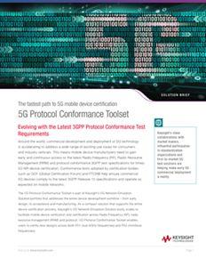 5G Protocol Conformance Toolset