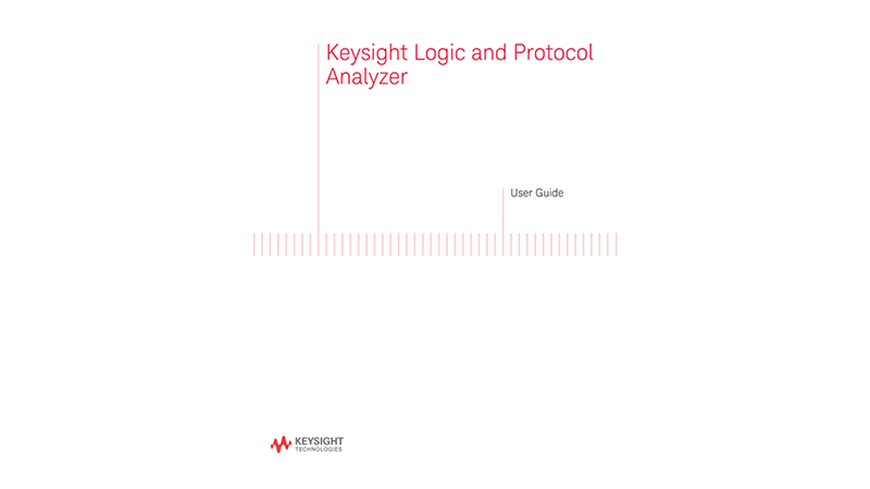 Logic and Protocol Analyzer User Guide
