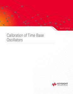 Calibration of Time Base Oscillators