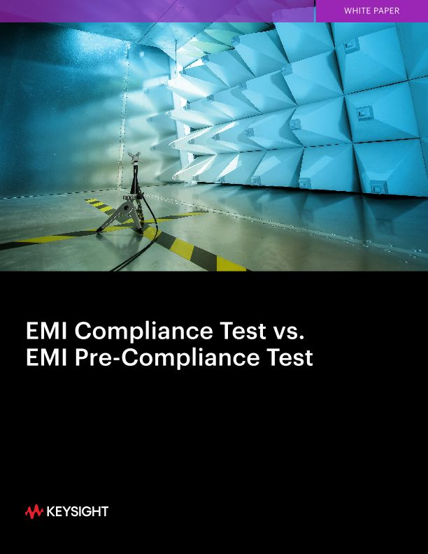 EMI Compliance Test vs. EMI Pre-Compliance Test