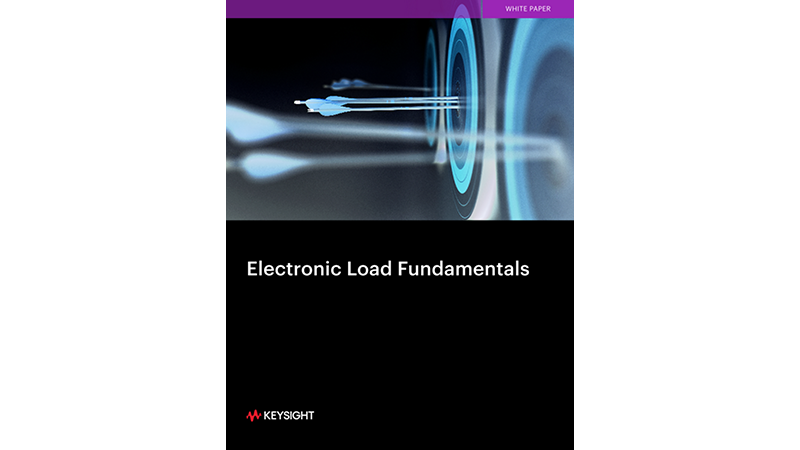 Electronic Load Fundamentals
