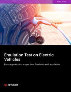 Power of Emulation for EVs – Part 2