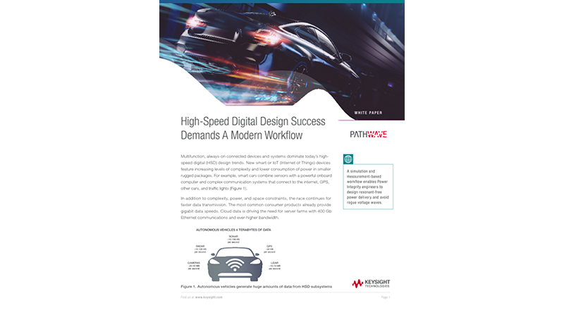 High-Speed Digital Design Success