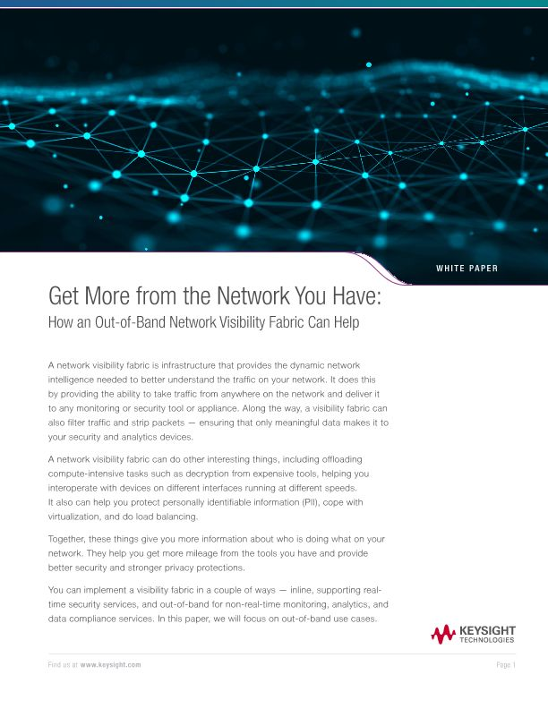 Get More from the Network You Have