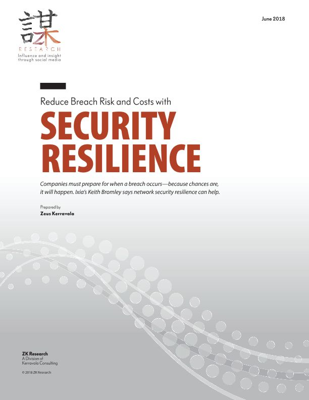 Reduce Breach Risk and Costs With Security Resilience
