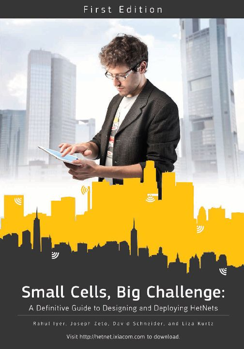 Small Cells, Big Challenge