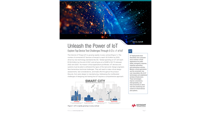 Unleash the Power of IoT