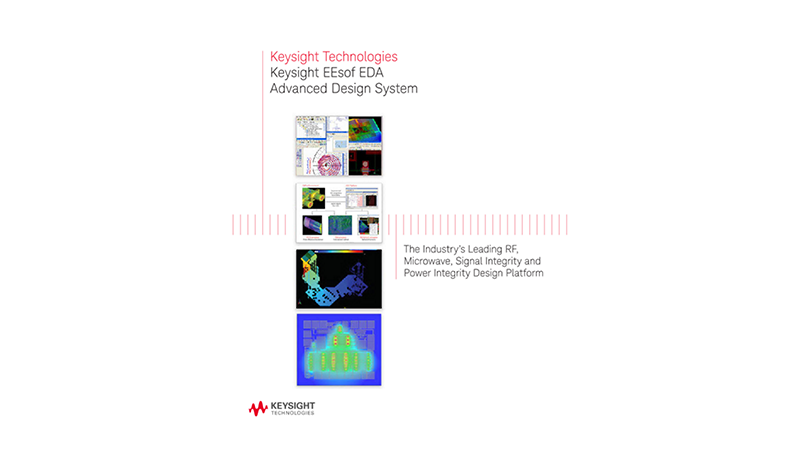 EEsof EDA Advanced Design System
