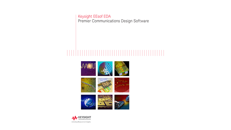 EEsof EDA Premier Communications Design Software