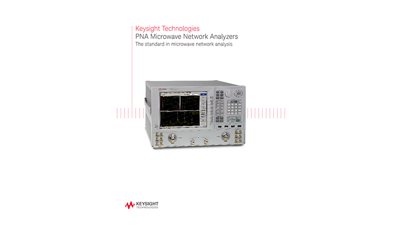 PNA Microwave Network Analyzers