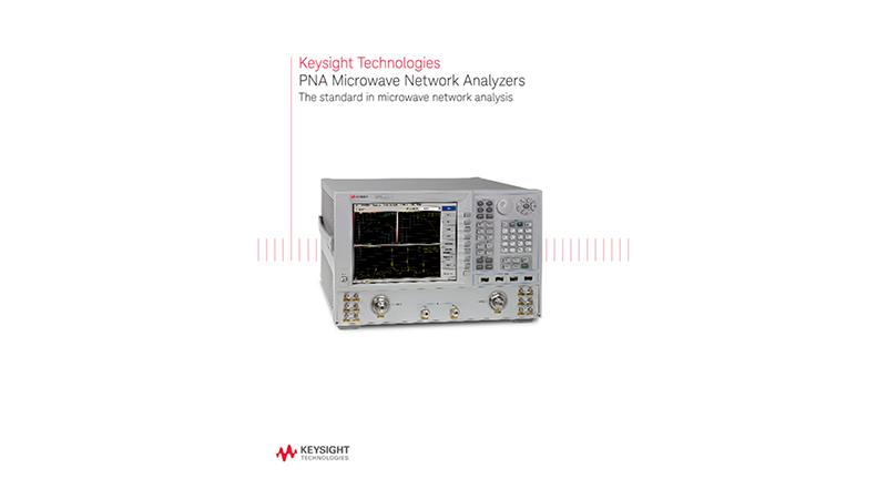 PNA Microwave Network Analyzers