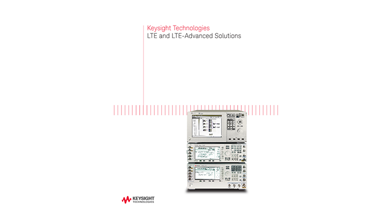 LTE and LTE-Advanced Solutions