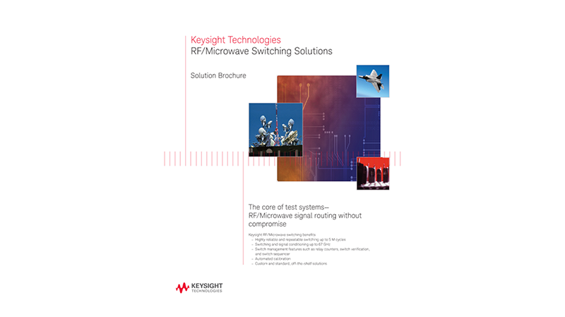 RF/Microwave Switching Solutions