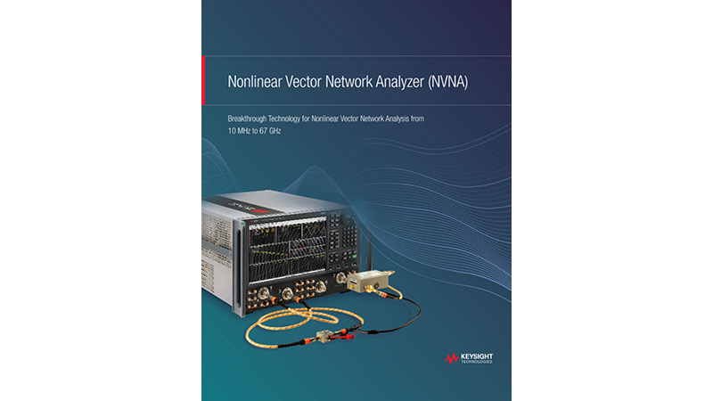 Nonlinear Vector Network Analyzer (NVNA)