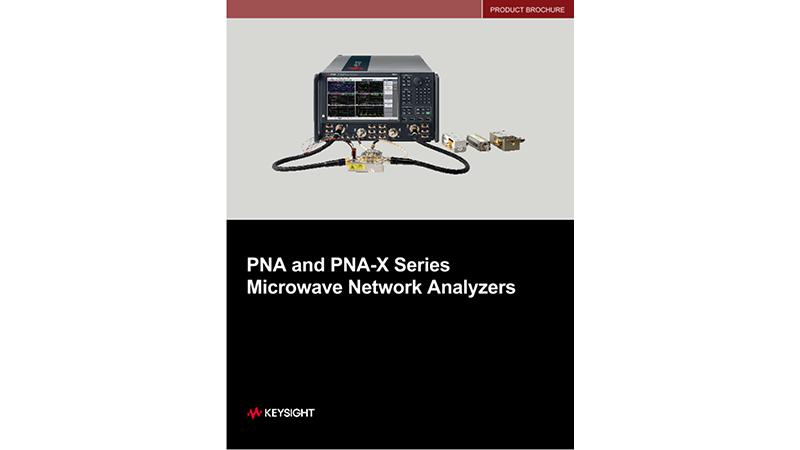 PNA and PNA-X Series Microwave Network Analyzers