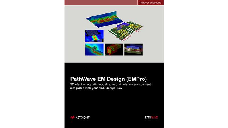 PathWave EM Design (EMPro)
