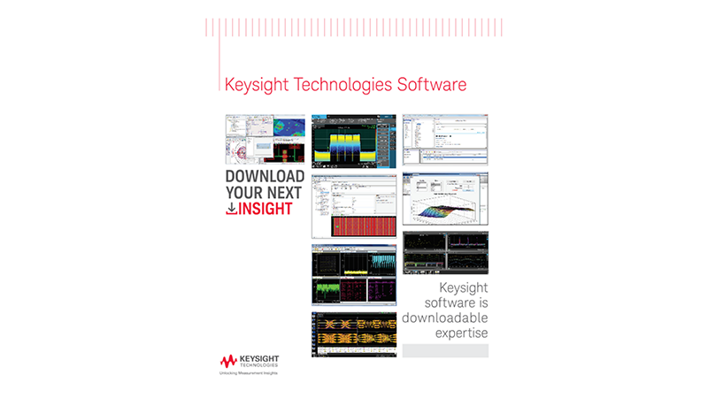 Keysight Technologies Software
