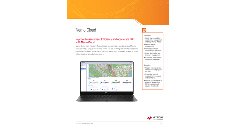 Nemo Cloud Brochure