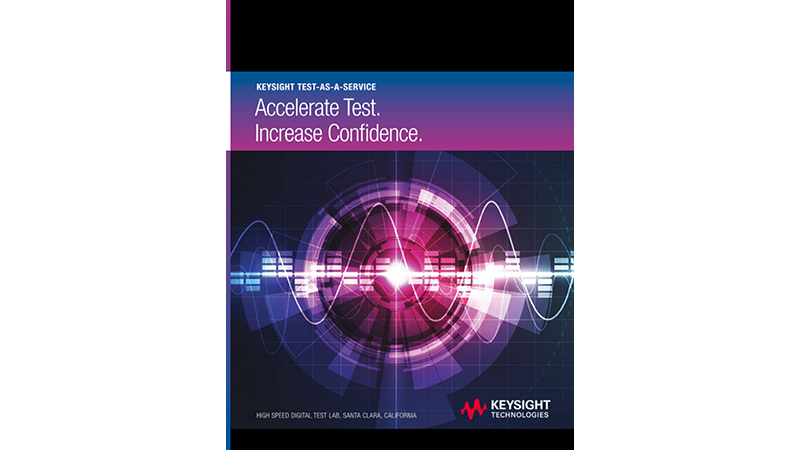 Test-as-a-Service: Accelerate Test. Increase Confidence.
