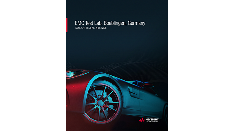 Test-as-a-Service: EMC Test Lab, Boeblingen, Germany