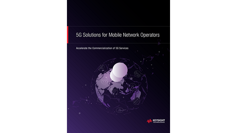 5G Solutions for Mobile Network Operators