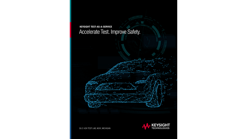 Test-as-a-Service: Accelerate Test. Improve Safety.