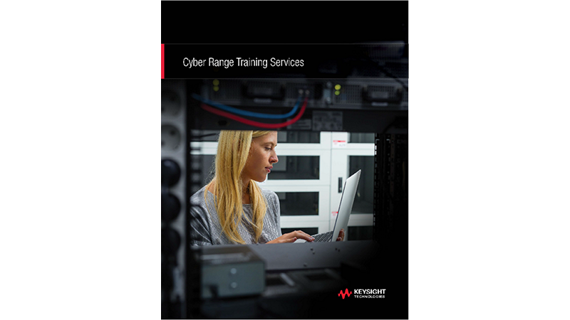 Cyber Range Training Services