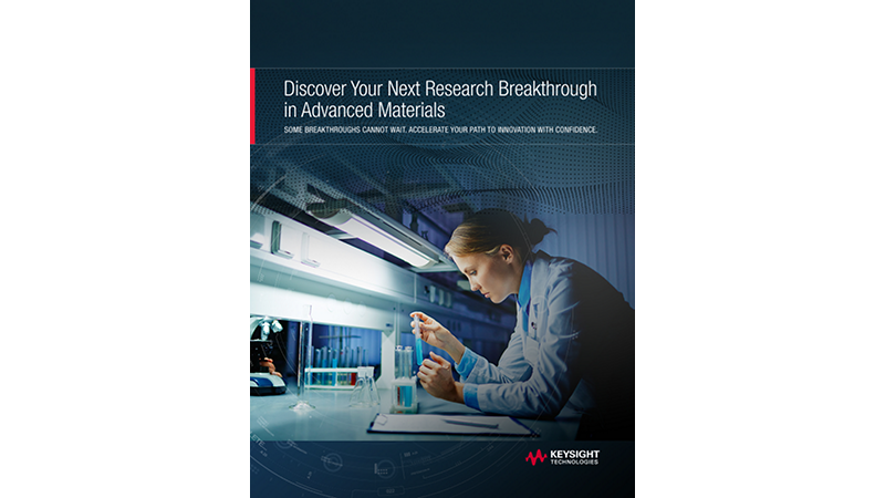 Discover Your Next Research Breakthrough in Advanced Materials