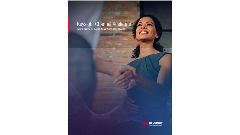 Keysight Channel Xcelerate