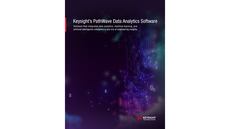 Keysight's PathWave Data Analytics Software