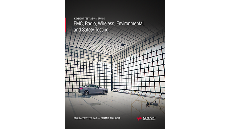 EMC, Radio, Wireless, Environmental, and Safety Testing – Regulatory Test Lab – Penang, Malaysia