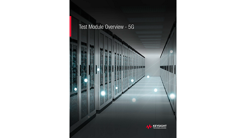 Test Module Overview - 5G