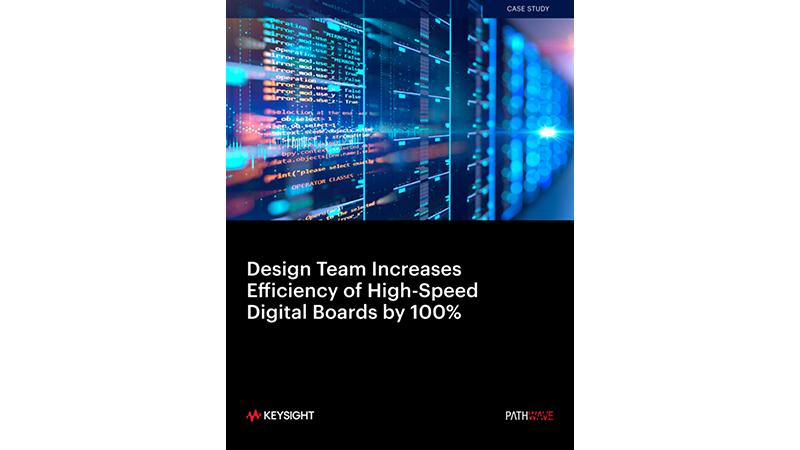 IPS Increases Efficiency of High-Speed Digital Boards 100%