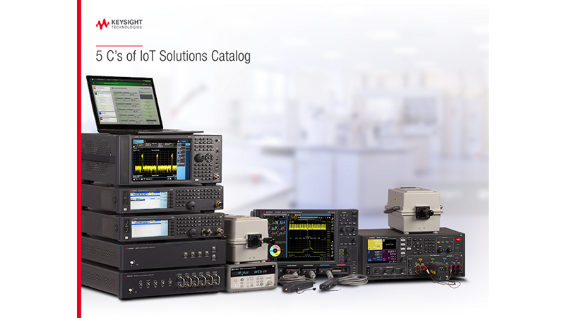 5 C's of IoT Solutions Catalog