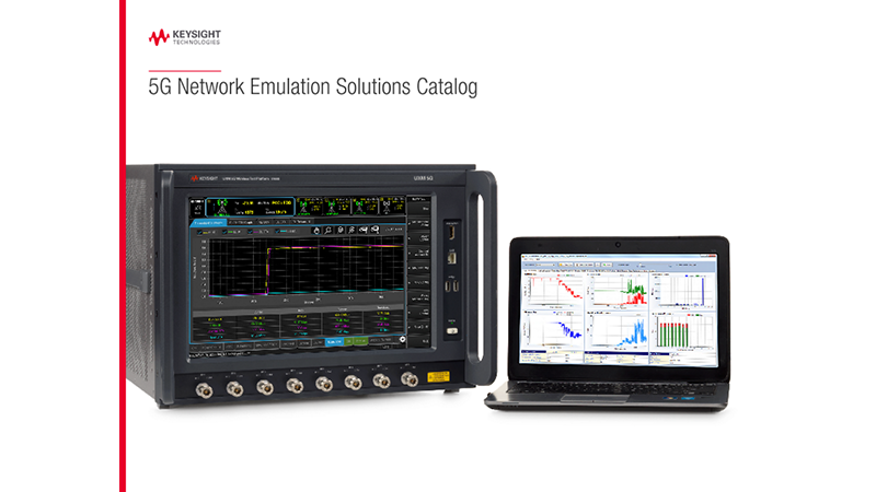 5G Network Emulation Solutions Catalog