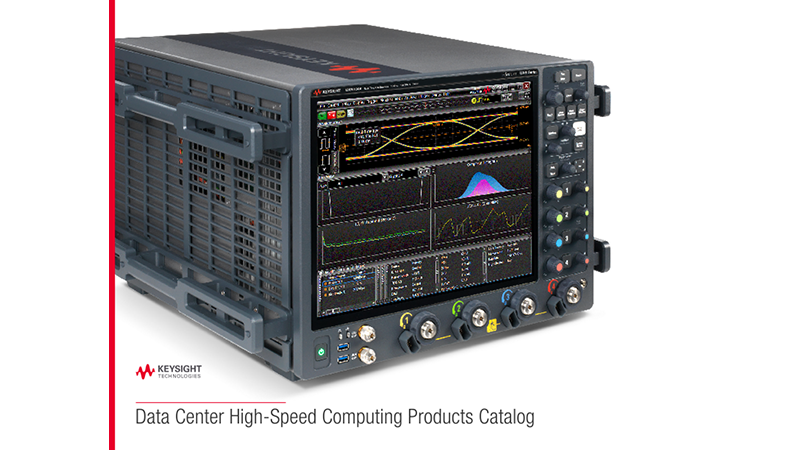 Data Center High-Speed Computing Products Catalog