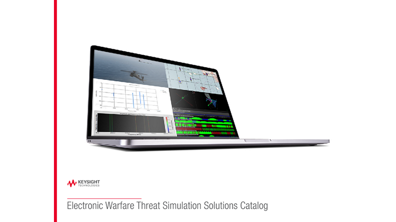 Electronic Warfare Threat Simulation Solutions Catalog