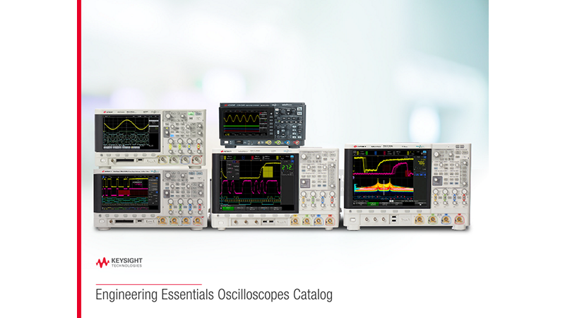 Engineering Essentials Oscilloscopes Catalog