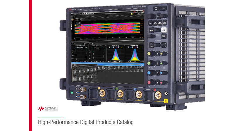 High-Performance Digital Products Catalog