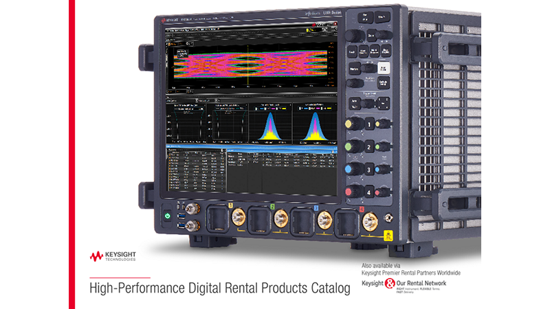 High-Performance Digital Rental Products Catalog