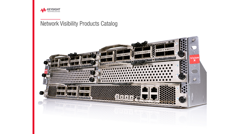 Network Visibility Products Catalog