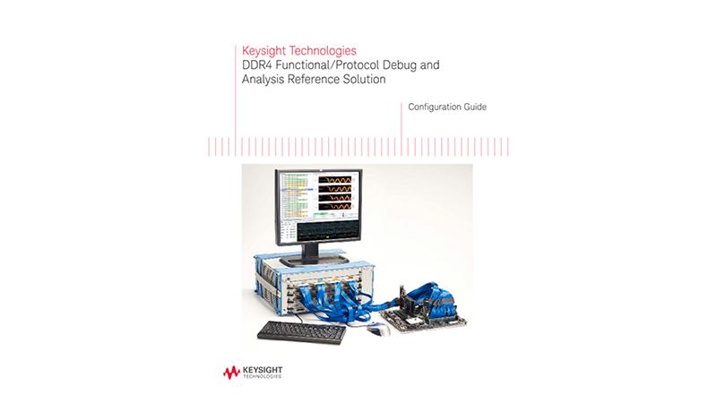 DDR4 Functional/Protocol Debug and Analysis Reference Solution