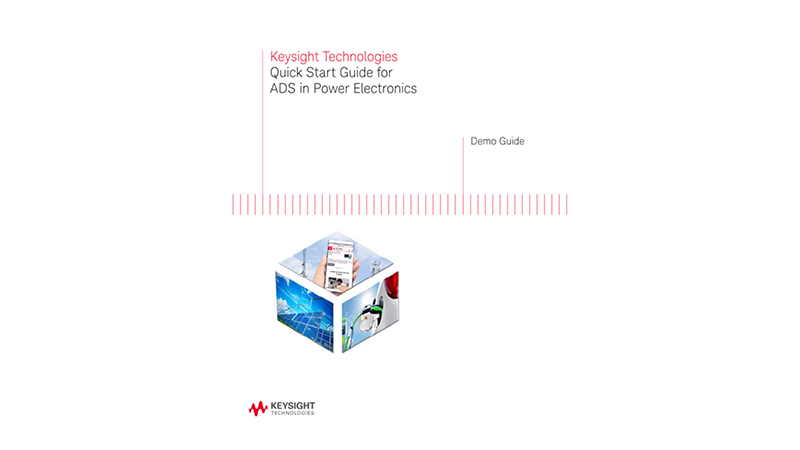 Quick Start Guide for ADS in Power Electronics