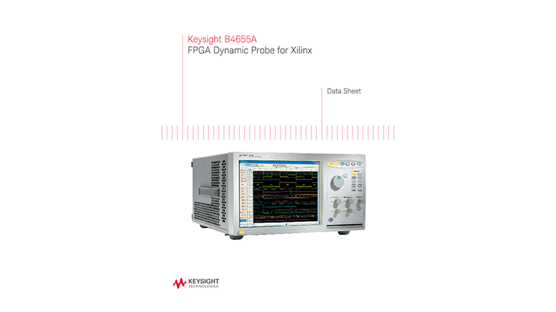 B4655A FPGA Dynamic Probe for Xilinx